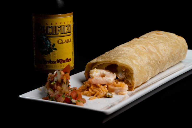 Burritos - Surf & Turf