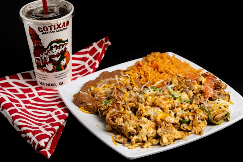 Of The House - Machaca Plate
